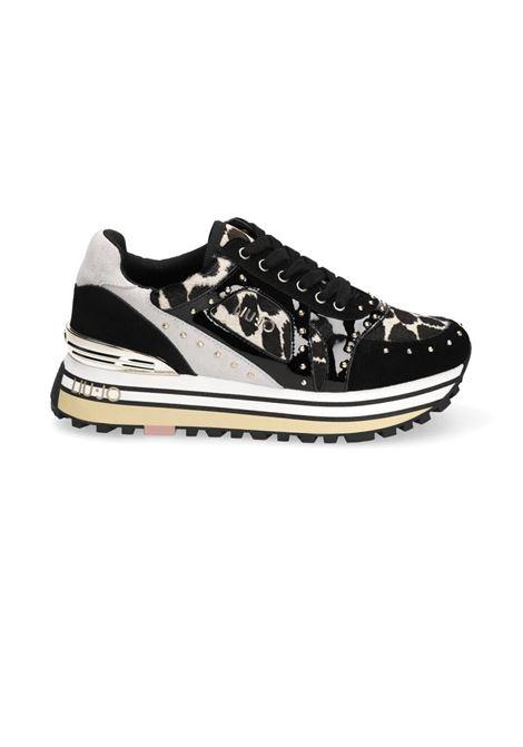 SNEAKERS MAXI 13  LIU JO | Sneakers | BF0077PX072S19E6BEIGE