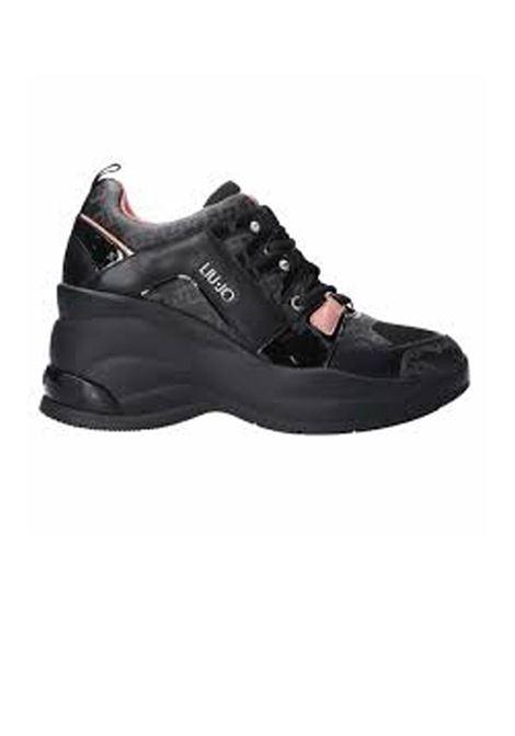 SNEAKERS REVOLUTION  26 LIU JO | Sneakers | BF0095EX06522222BLACK