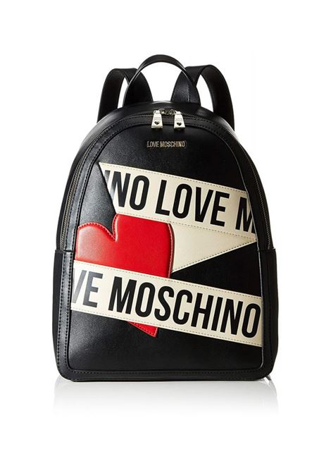 ZAINO CALF LOVE MOSCHINO | Zaino | JC4029PP1BLD100ANEROAVORIO