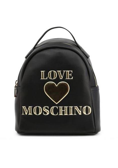 ZAINO LOVE MOSCHINO LOVE MOSCHINO | Zaino | JC4033PP1BLE0000NERO