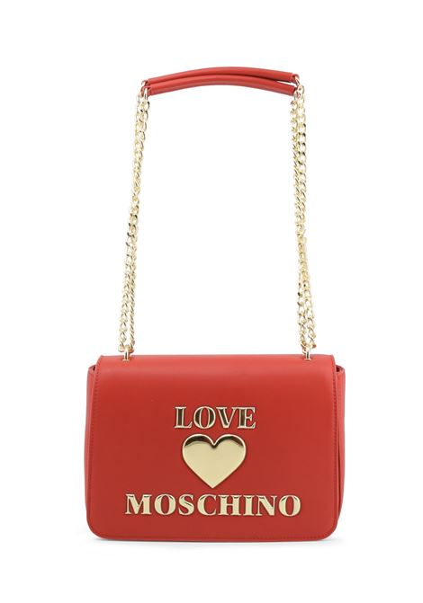 LOVE MOSCHINO      JC4035PP1BLE0500ROSSO