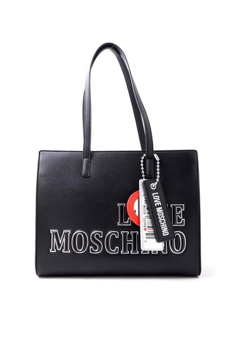 LOVE MOSCHINO |  | JC4239PP0BKG0000NERO