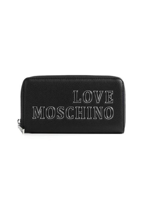 LOVE MOSCHINO |  | JC5634PP0BKG0000NERO