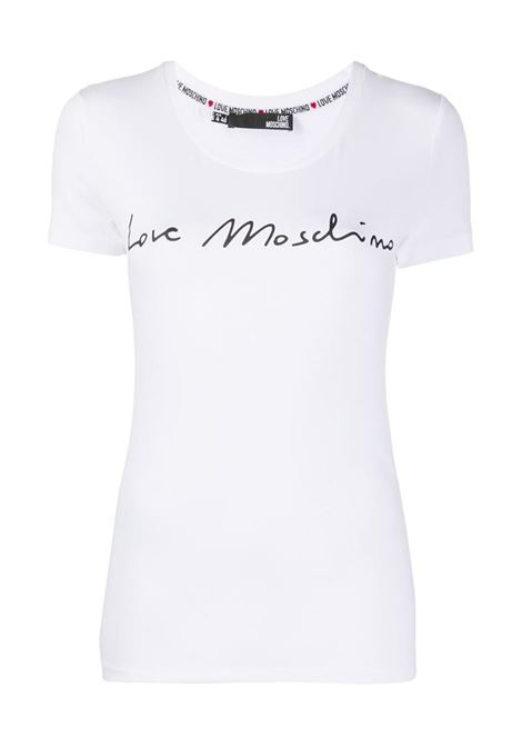 LOVE MOSCHINO |  | W4H1901E1951A00WHITE