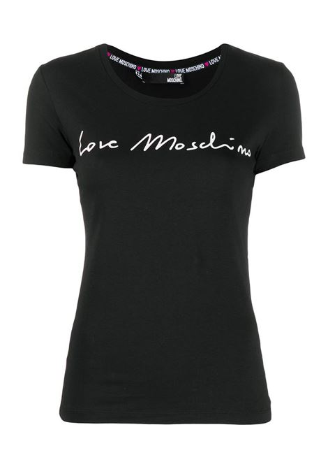 LOVE MOSCHINO |  | W4H1901E1951C74BLACK