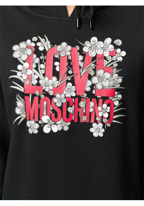 LOVE MOSCHINO |  | W642101M4055C74BLACK