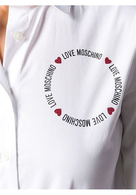 LOVE MOSCHINO |  | WCC3410S3296A00WHITE