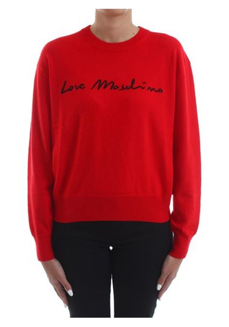 LOVE MOSCHINO |  | WS57G11X1264O81RED