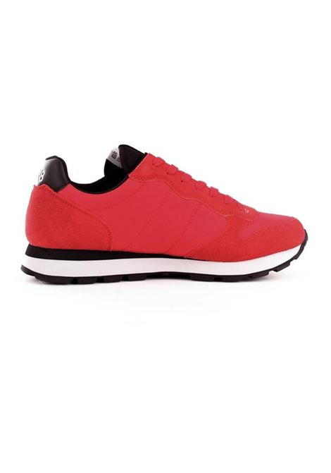SNEAKERS TOM SOLID NYLON SUN68 | Sneakers | Z401011011ROSSONERO