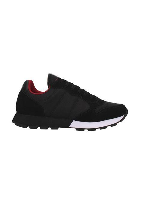 SNEAKERS JAKI SOLID PATCH SUN68 | Sneakers | Z4010911NERO