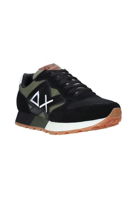 SNEAKERS JAKI SOLID BICOLOR SUN68 | Sneakers | Z4011011NERO