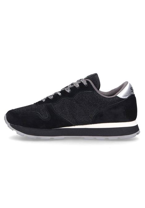 SNEAKERS ALL THIN GLITTER SUN68 | Sneakers | Z4020511NERO