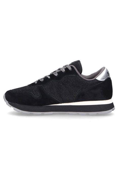 SNEAKERS ALL THIN GLITTER SUN68 | Sneakers | Z4020511NERO