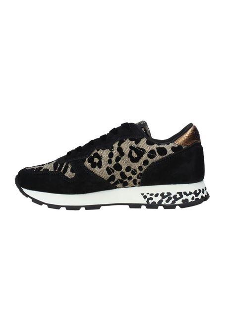 SNEAKERS ALLY ANIMAL GLITTER SUN68 | Sneakers | Z402081611BEIGENERO