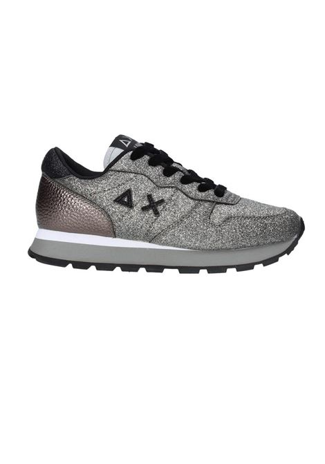 SNEAKERS ALLY SOLID GLITTER SUN68 | Sneakers | Z4020944ARGENTO