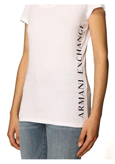 T-SHIRT CON LOGO AX ARMANI EXCHANGE | T-shirt | 3KYTGUYJW1Z1000