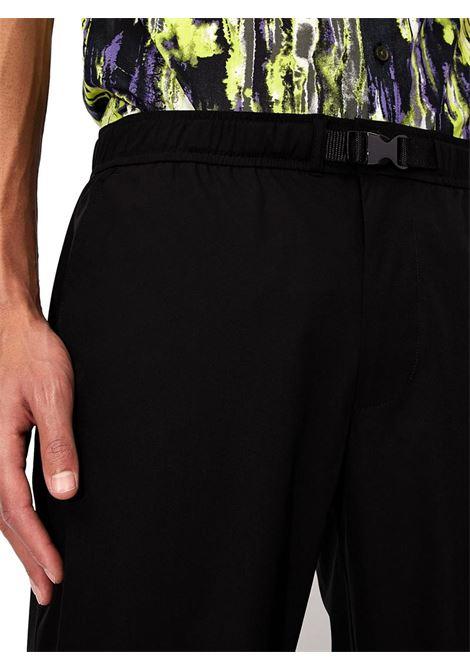 PANTALONI ALLA CAVIGLIA AX ARMANI EXCHANGE | Pantalone | 3KZP54ZNHQZ1200BLACK