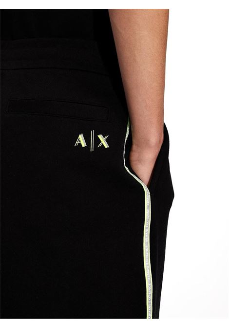 AX ARMANI EXCHANGE |  | 3KZSFJZJ6HZ1200BLACK