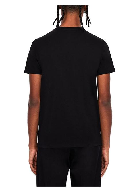 T-SHIRT SLIM FIT AX ARMANI EXCHANGE | T-shirt | 3KZTAGZJ4KZ1200BLACK