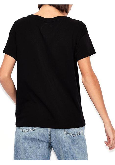 T-SHIRT ICON PERIOD AX ARMANI EXCHANGE | T-shirt | 8NYTDXYJG3Z8218BLACKSTUDS