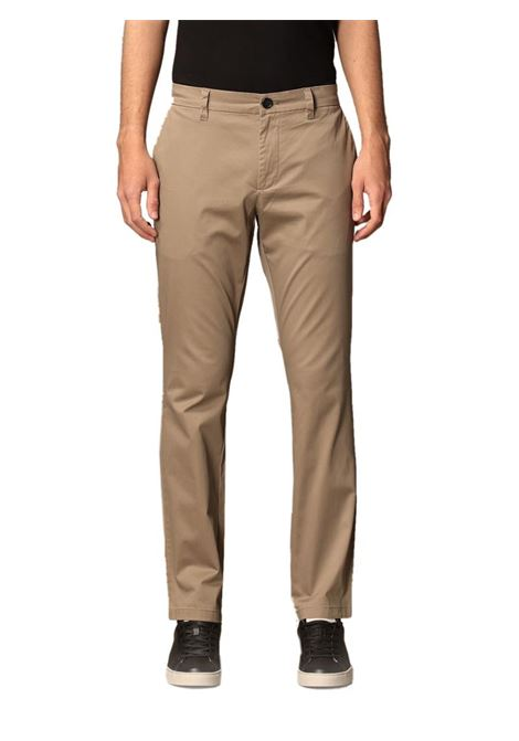 PANTALONE CHINO IN COTONE STRETCH AX ARMANI EXCHANGE | Pantalone | 8NZP20ZNMTZ1724PURECASHMERE