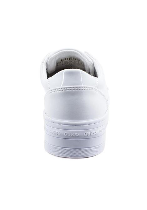 SNEAKERS BRODEY 3 GUESS | Sneakers | FL5YB3ELE12WHIWH