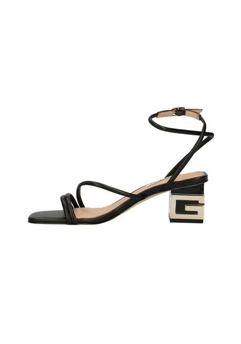 SANDALO MACRE GUESS | Sandalo | FL6MACLEA03BLACK