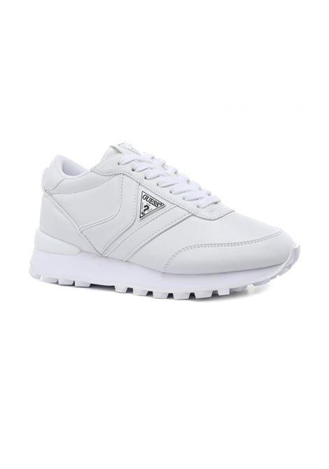 RUNNER SAMSIN GUESS | Sneakers | FL6SI3ELE12WHITE