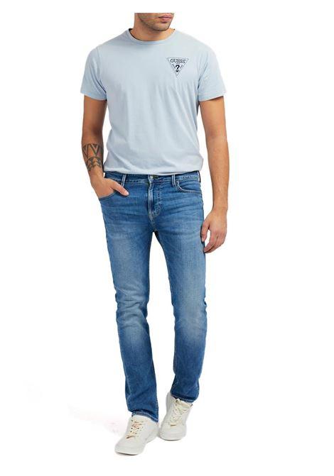 JEANS SLIM GUESS | Pantalone | M1RAN1D4B71DUKS