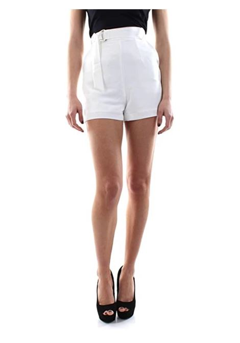 SHORTS REGULAR CINTURA GUESS | Short | W1GD1EWB4H2A000TRUEWHITE