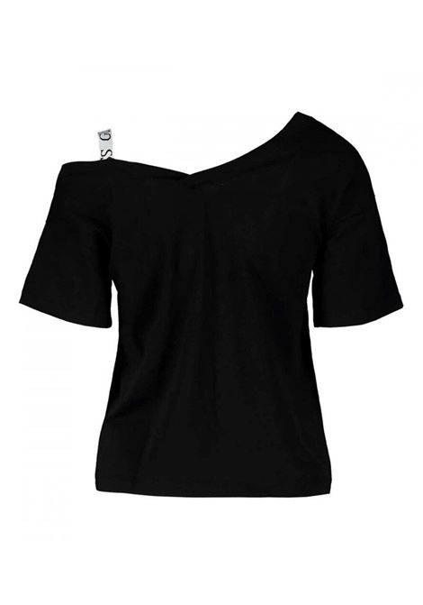 T-SHIRT ANITA GUESS | T-shirt | W1GI90I3Z11A996BLACK