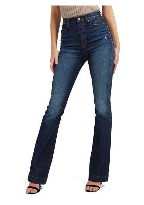 JEANS SLIM SUPER STRETCH GUESS | Jeans | W1RA63D4B12KINPJEANS
