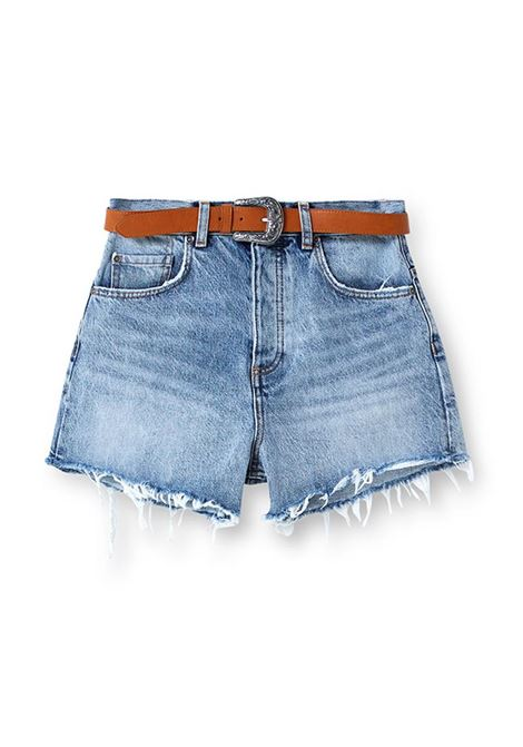 SHORT A VITA ALTA LIU JO BLUE DENIM | Short | UA1126D461378195DENBLUE