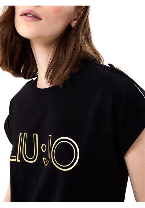 LIU JO COLLECTION |  | CA1099J500322222NERO