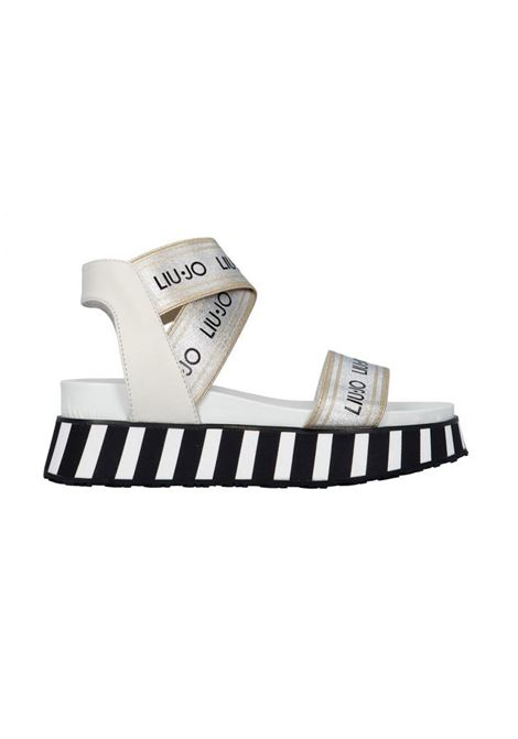 LIU JO SHOES |  | SA1071TX18404178LIGHTGOLD