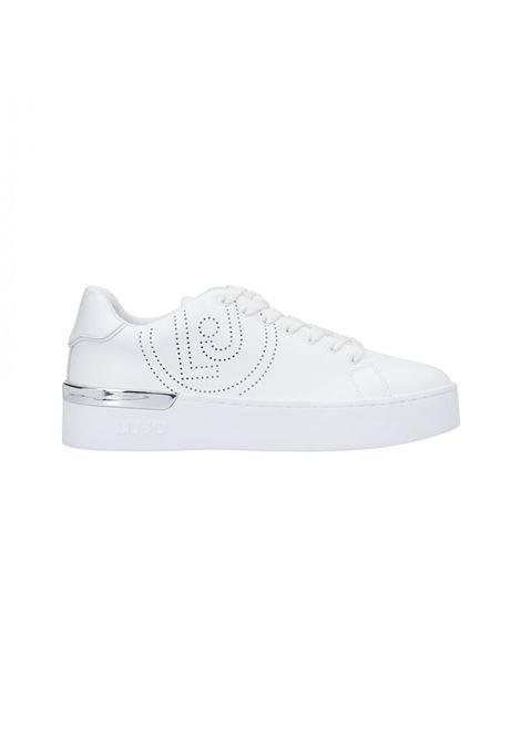 SNEAKERS SILVIA LIU JO SPORT | Sneakers | BA1029EX01401111WHITE