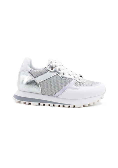 SNEAKERS WONDER LIU JO SPORT | Sneakers | BA1049TX16304370WHITESILVER