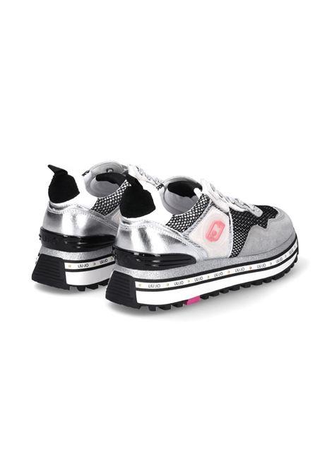 SNEAKERS MAXI WONDER LIU JO SPORT | Sneakers | BA1057TX08501072GREY