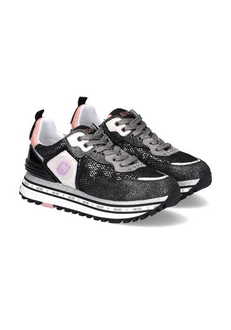 SNEAKERS MAXI WONDER LIU JO SPORT | Sneakers | BA1057TX08522222BLACK