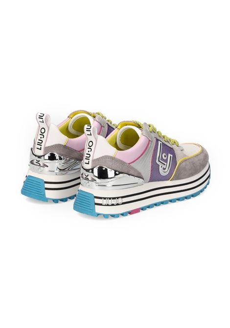 SNEAKERS MAXI WONDER 20 LIU JO SPORT | Sneakers | BA1063PX139S1203LILA