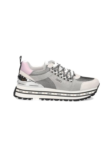 SNEAKERS MAXI WONDER 22 LIU JO SPORT | Sneakers | BA1065PX02701072GREY
