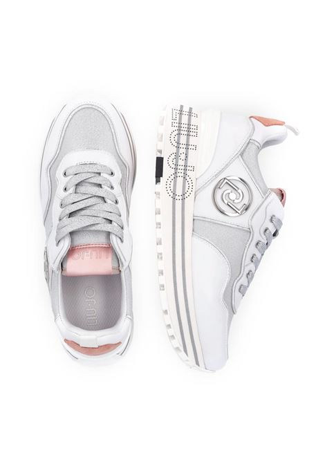 SNEAKERS MAXI WONDER 24 LIU JO SPORT | Sneakers | BA1069PX03001111WHITE