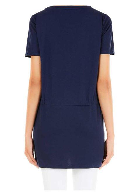 T-SHIRT MAXI LIU JO SPORT | T-shirt | TA1164J604294024DRESSBLUE