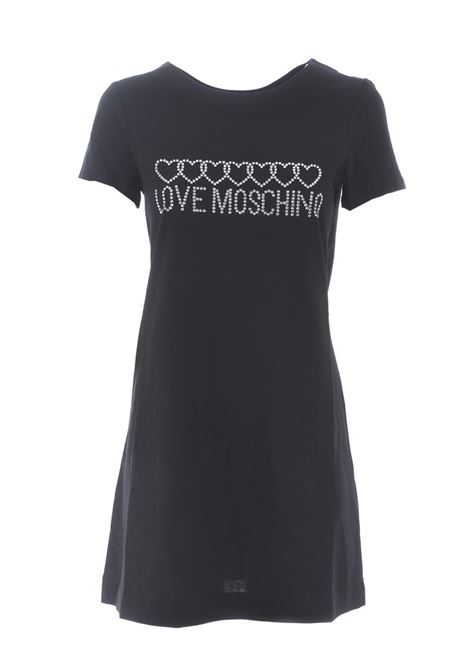 LOVE MOSCHINO |  | W592915M3876C74BLACK