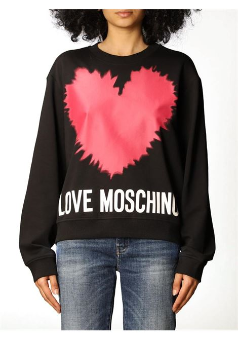 LOVE MOSCHINO |  | W630643M4282C74BLACK