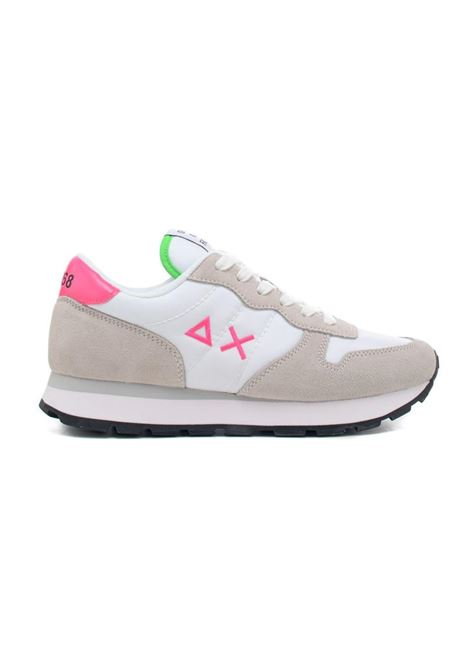 SNEAKERS ALLY SOLID NYLON SUN68 | Sneakers | Z3120101BIANCO