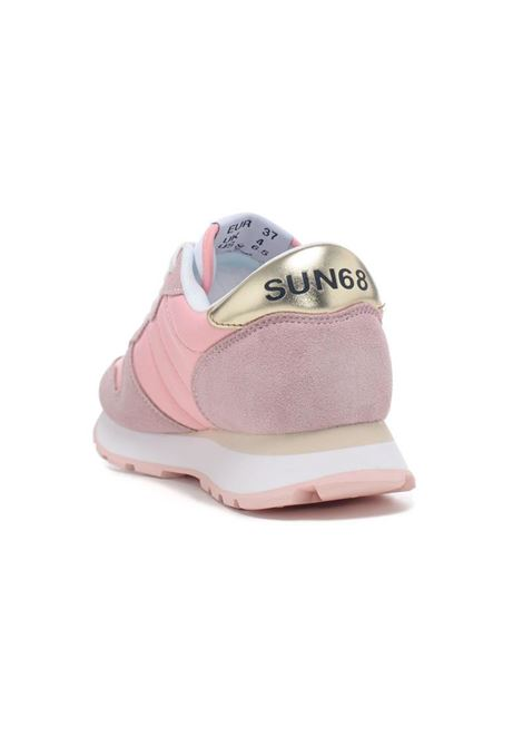 SNEAKERS ALLY SOLID NYLON SUN68 | Sneakers | Z3120104ROSA
