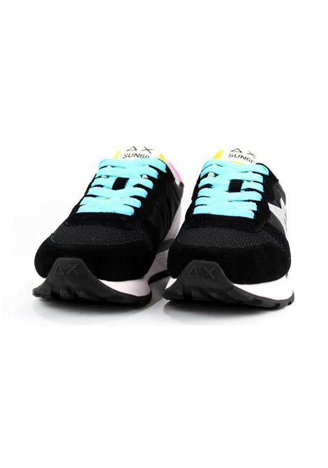 SNEAKERS ALLY STAR GLITTER LOGO SUN68 | Sneakers | Z3121011NERO