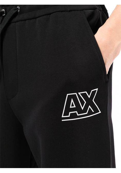 PANTALONE JOGGER AX ARMANI EXCHANGE | Pantalone | 6KZPFEZJ5NZ1200BLACK