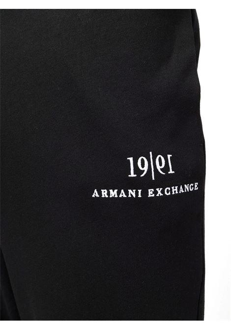 PANTALONI SPORTIVI AX ARMANI EXCHANGE | Pantalone | 6KZPFMZJ6HZ1200BLACK